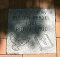 Image for Memorial Stone 0f Melvin Peasel - Millwood, MO, USA