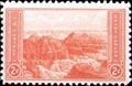 Image for 2¢ Stamp of Grand Canyon National Park, Arizona