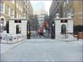 Image for Entrance Arches - The Avenue, Devonshire Square, London, UK