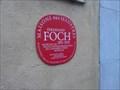 Image for Maison Ferdinand Foch. Tarbes. France