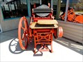 Image for Chandler & Price Printing Press - Cranbrook, BC