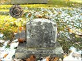 Image for Rufus Carver - Mound Cemetery; Racine, WI
