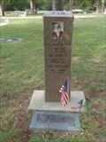 Image for 105 - Captain Julius V. Sheen - Mountain Park Cemetery - Saint Jo, TX