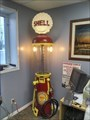 Image for Shell Gas Pump - Hartington, Ontario