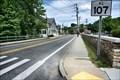 Image for War Memorial Bridge - Burrillville RI