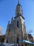 Image for Clocher de l'Église-de-Saint-Jacques - Montréal, Québec