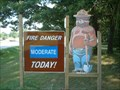 Image for Smokey Bear - Montello, Wisconsin