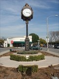Image for Centennial Clock Time Capsule - San Marino CA