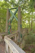 Image for Rockdale Swinging Bridge - Stockbridge, GA