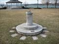 Image for Kershaw Park Sundial, Canandaigua, NY