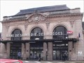 Image for La gare de St-Dié (Lorraine)(France)