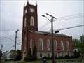 Image for #109 Lyons United Methodist Church - Lyons, New York
