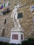 Image for Replica of Michelangelo's David - Florence, Italy