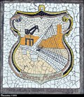 Image for Puerto Madero coat of arms mosaic - Puerto Madero (Buenos Aires)