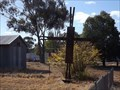 Image for St Kevin's 'Free-style' Cross - Rankins Springs, NSW, Australia