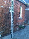 Image for All Saints' Church Peace Pole - Hagersville, ON