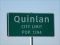 Image for Quinlan, TX - Population 1394