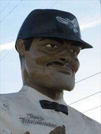 Tony's Transmission Muffler Man, Los Angeles, CA