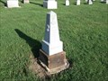 Image for Harris Philpott - Scotts Prairie Cemetery - rural Fountain County, IN