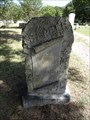 Image for Ella Barber - Gordonville Cemetery - Gordonville, TX