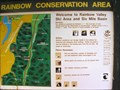 Image for You Are Here at Rainbow Conservation Area. South Is. New Zealand.