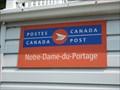 Image for Bureau de Poste de Notre-Dame-du-Portage / Notre-Dame-du-Portage Post Office - Qc - G0L 1Y0