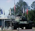 Image for M60-A1 Battle Tank, American Legion Post #201, Alpharetta, GA.