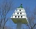Image for New Britain Covered Bridge Park Birdhouse