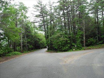 Wapack trail at West Road