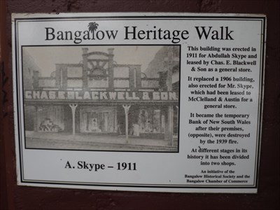 The Heritage Sign, for: Shop 19b Byron Street, Bangalow NSW 24791134, Tuesday, 14 June, 2016