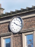 Image for Station Clock - Chester, Cheshire, England, UK.