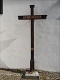 Image for Dreveny kriz u kostela - Ochoz u Brna, Czech Republic