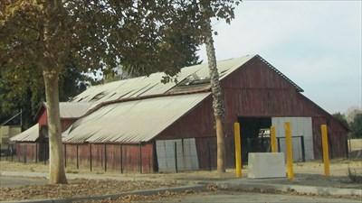 Christmas Hill Park Ca.Christmas Hill Park Barn Gilroy Ca Barns On Waymarking Com