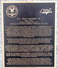 "Image for Henry F. ""Doc"" Manget, Jr - DeKalb Peachtree Airport - DeKalb Co., GA"