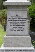Image for John McDouall Stuart - Kensal Green Cemetery, London, UK