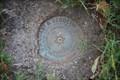 Image for GG0638 - Fayetteville magnetic station disk  - Fayetteville, AR