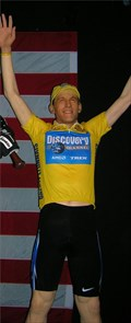 Image for Lance Armstrong - in Wax