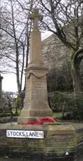 Image for Methodist Chapel WWI War Memorial Cross - Clayton Heights, UK