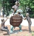 Image for Sandy Springs Town Turtle - Sandy Springs, Ga.