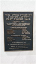 Image for Reno/Sparks Convention Center East Exhibit Hall - 1991 - Reno, NV