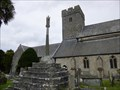Image for Church of St Illtyd - Bell Tower - Llantwit Major, Vale of Glamorgan, Wales.