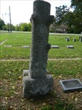 Image for Wiley B. Harris - Masonic Cemetery - Gonzales, Texas