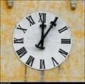 Image for Clocks of the Church of St. Martin / Hodiny kostela Sv. Martina - Mšeno (Central Bohemia)