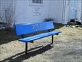 Image for Rotary Bench - St. Luke's Museum, Harpursville, NY