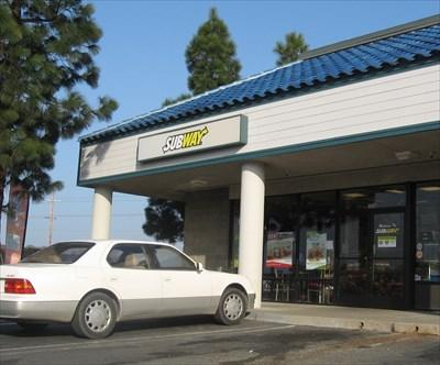 Subway Restaurants Oakley Ca