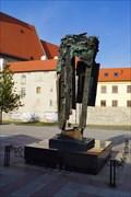 Image for Holocaust memorial - Bratislava, Slovakia