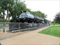 Image for Big Boy Steam Engine, Holliday Park - Cheyenne, WY
