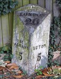 Image for Milestone - Luton Road, Harpenden, Hertfordshire, UK.