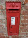 Image for Victorian Post Box - Epping Station, Epping, Essex, UK
