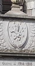 Image for Anciennes Armoiries de la ville - Thuin - Belgique
